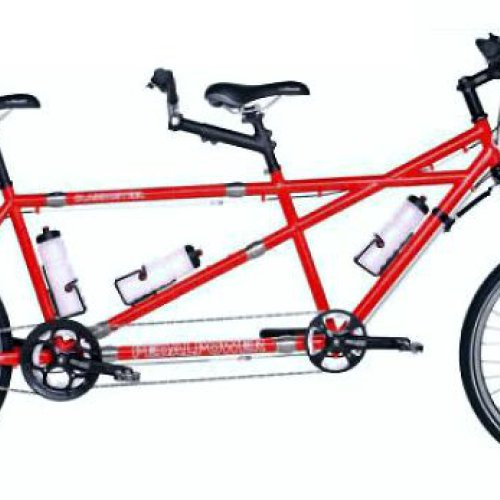 Pedalpower Classic Steel Detachable