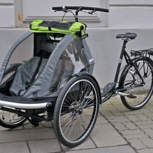 Pedalpower Kindertransportrad