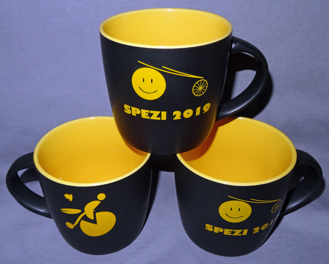 SPEZI-Tasse 2019 als Limited Edition 2020